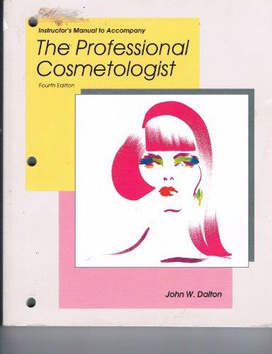 9780314007872: Cosmetologist ( instructors Manual )