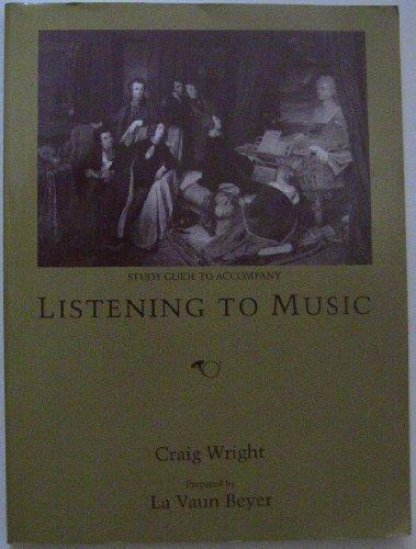 9780314008183: Listening to Music