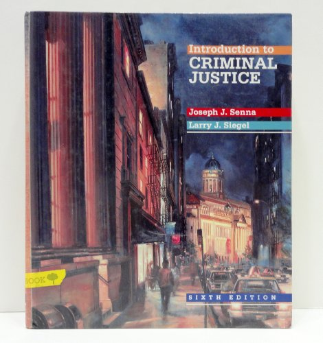 introduction of criminal justice