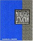 9780314011770: Paralegal's Litigation Handbook :
