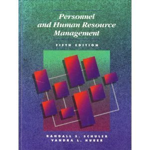9780314011848: Personnel and Human Resource Management