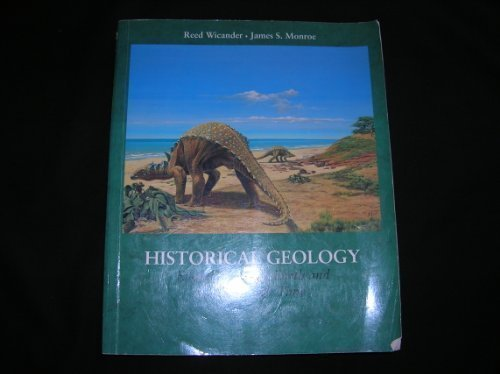 9780314012401: Historical Geology: Evolution of the Earth and Life Through Time