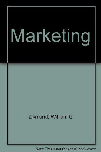 Marketing: Zikmund, William G