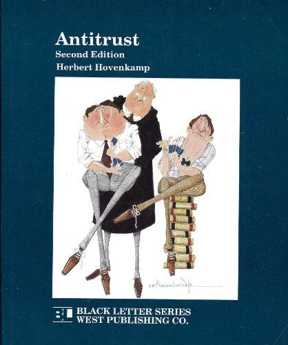 9780314016942: Antitrust (Black Letter Series)