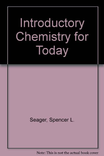 9780314025227: Introductory Chemistry for Today