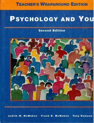 9780314027719: Psychology and You