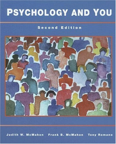 9780314027726: Psychology and You