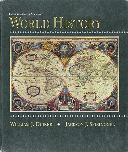 9780314028440: World History (v. 1)
