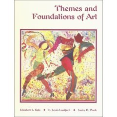 9780314029461: Themes and Foundations of Art