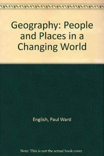 Geography: People and places in a changing world: English, Paul Ward