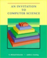 9780314043757: An Invitation to Computer Science