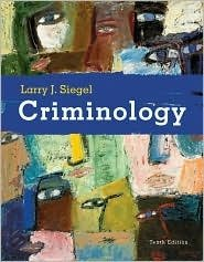 9780314045607: Criminology