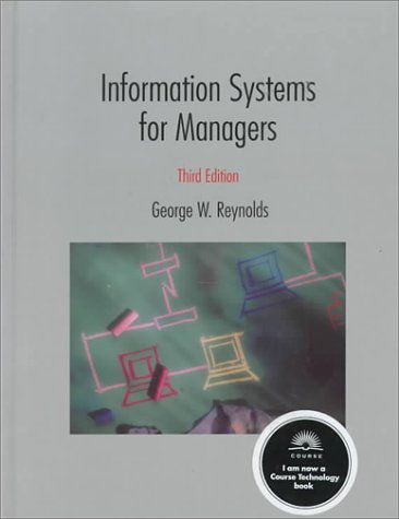 9780314045973: Information Systems for Managers