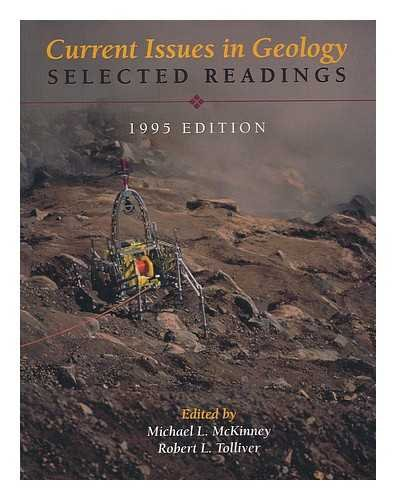 9780314061096: Current Issues Geology
