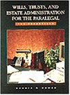 9780314061140: Wills, Trusts, and Estate Administration for the Paralegal