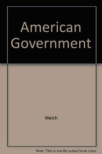 American Government: John Gruhl; Michael