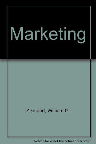 9780314062147: Marketing
