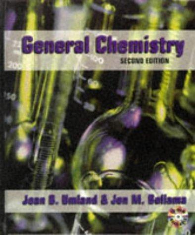 9780314063533: General Chemistry