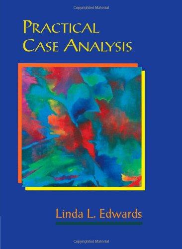 9780314064349: Practical Case Analysis