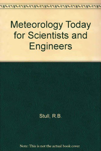 9780314064714: Meteorology Today for Scientists and Engineers