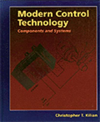 9780314066312: Modern Control Technology: Components and Systems