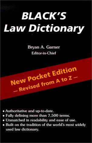 9780314066909: Blacks Law Dictionary
