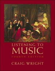 9780314067524: Listening to Music
