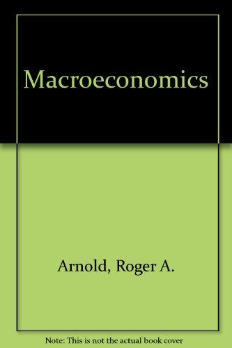 9780314069689: Macroeconomics
