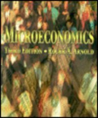 Microeconomics : (0314069690) by Roger A. Arnold