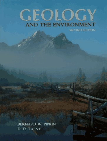 9780314092397: Geology and the Environment