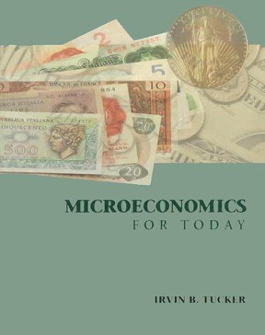 9780314092434: Microeconomics for Today