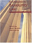 9780314093776: Introduction to Bankruptcy Law