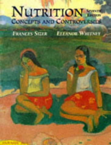 9780314096357: Nutrition: Concepts and Controversies
