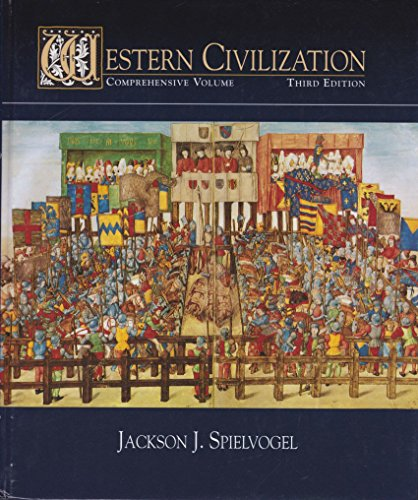 9780314096746: Western Civilization