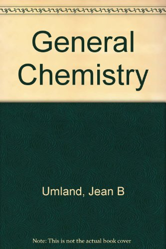 9780314096777: General Chemistry