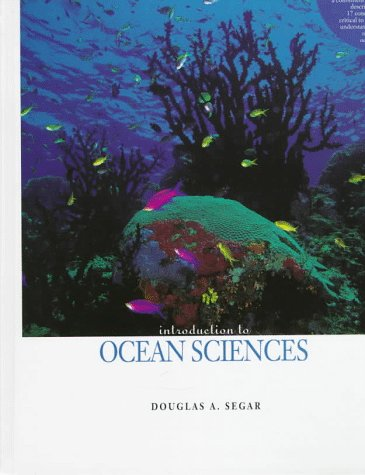 9780314097057: Introduction to Ocean Sciences (Non-InfoTrac Version)