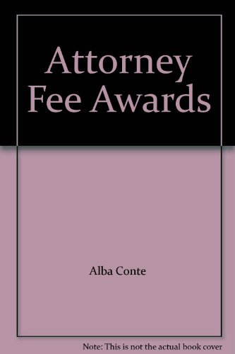 9780314119667: Attorney Fee Awards