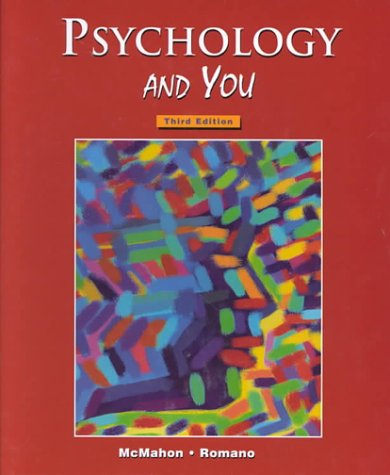 9780314140906: Psychology and You, Student Edition