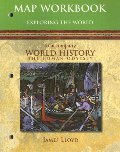 9780314141743 map workbook exploring the world to accompany world 9780314141743 map workbook exploring the world to accompany world history the human gumiabroncs Choice Image