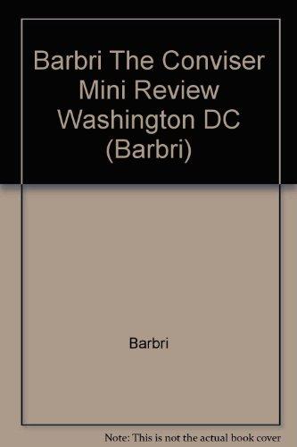 9780314142979: Barbri The Conviser Mini Review Washington DC (Barbri)