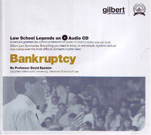 9780314160744: Law School Legends Bankruptcy