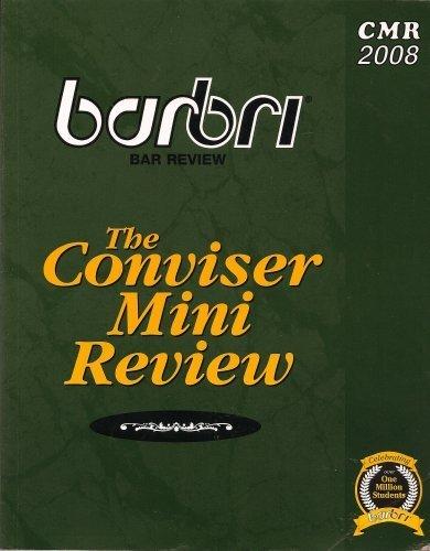 Barbri: The Conviser Mini Review: Barbri staff