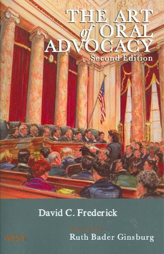 9780314195012: The Art of Oral Advocacy (Coursebook)