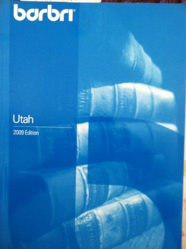 9780314198501: Barbri Utah Practice Essays, 2009 Edition