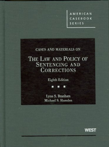 Cases and Materials on the Law and