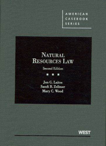 9780314199577: Natural Resources Law (American Casebook Series)
