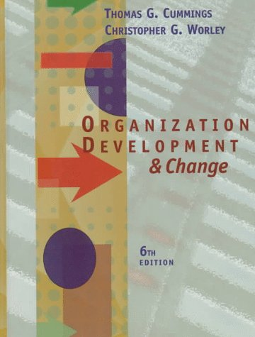 9780314201492: Organization Development and Change
