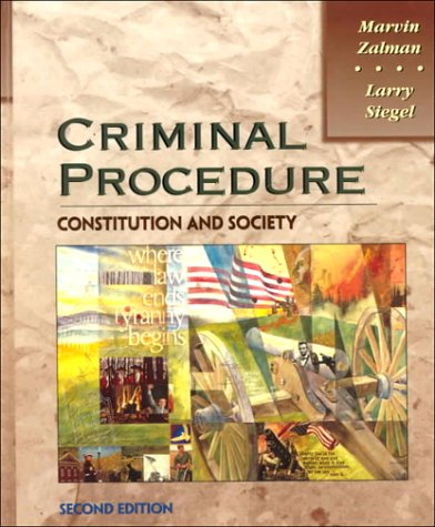 9780314202222: Criminal Procedure