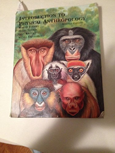 9780314202895: Introduction to Physical Anthropology