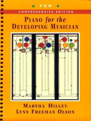 9780314204158: Piano for the Developing Musician, Comprehensive Edition